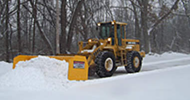 Exceptional 24 / 7 Commercial Snow & Ice Removal in Binghamton, Endicott, and Vestal, NY
